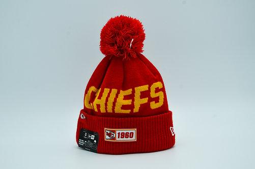Berretto NewEra NFL100 Kansas City Chiefs