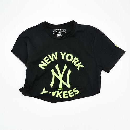 Copia di T-shirt NewEra New York Yankees Fluo