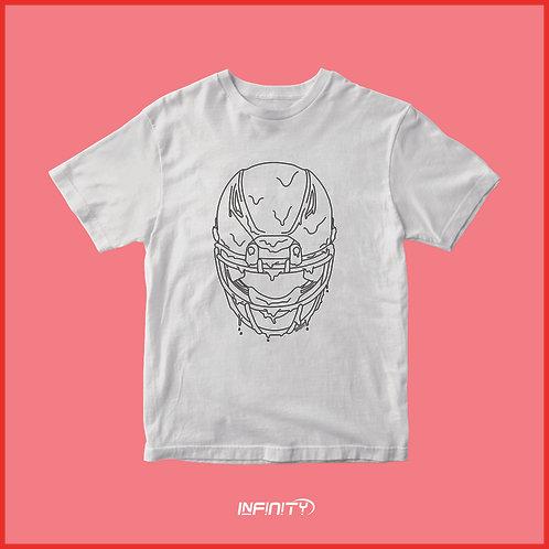 T-shirt 100% cotone Shadow Grime
