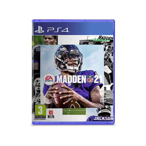 Madden 21 PS4/Xbox One