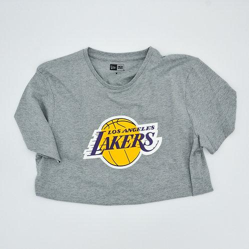 T-shirt NewEra Los Angeles Lakers Logo