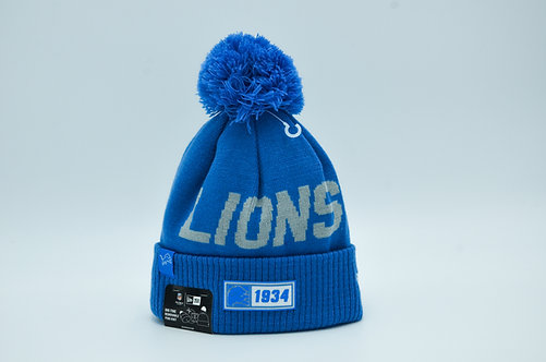Berretto NewEra NFL100 Detroit Lions