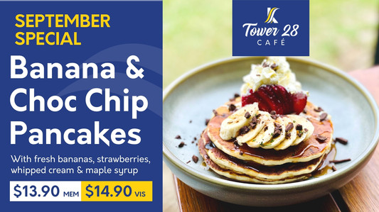 Tower 28 Cafe_Pancakes