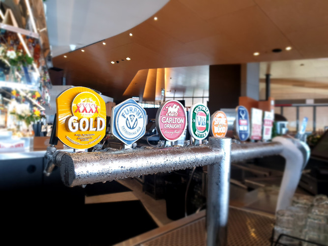Kurrawa SC Beers on Tap