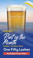 Kurrawa Surf Club_Pint of the Month