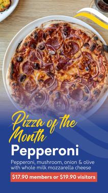 Kurrawa_Pizzeria Pizza of the Month