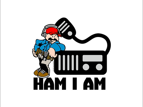 Ham I am
