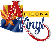 Arizona Vinyl Logo with white letters.pn