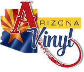 Arizona Vinyl Logo with white letters.pn