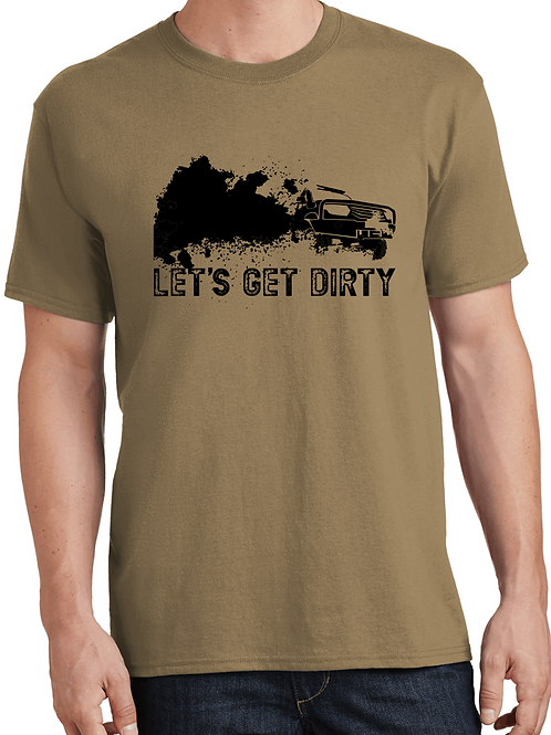 Let's get dirty