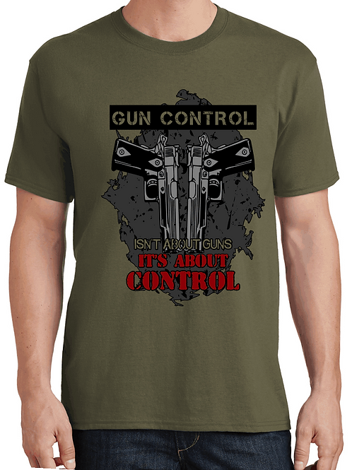 Gun Control isn't about Guns