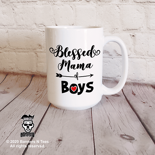 Blessed Mama of Boys