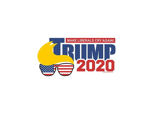 TRUMP 2020, Make liberals cry again!