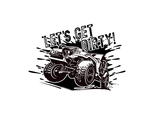 Jeep - Lets get dirty