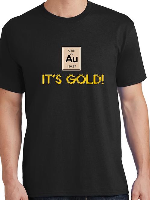 AU It's Gold!