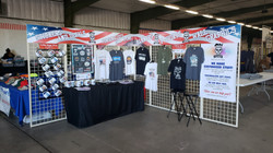 Banners-N-Tees Event Booth Setup