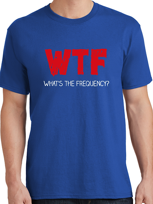 WTF - What's the Frequency