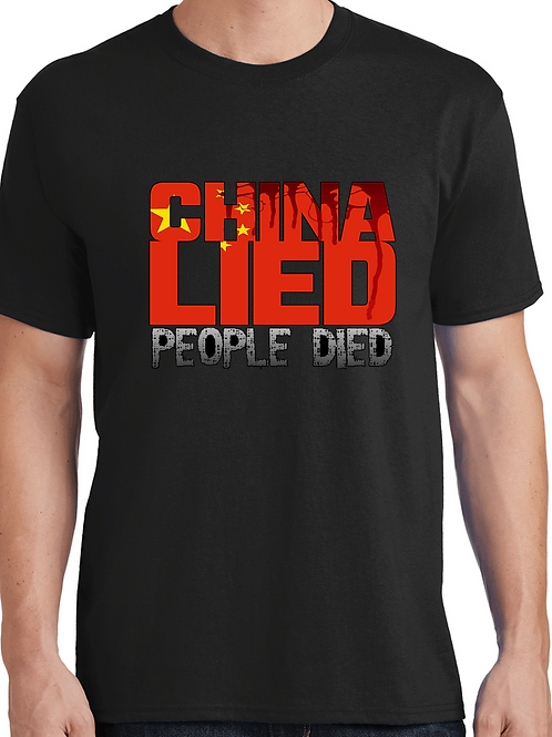 China Lied - People Died