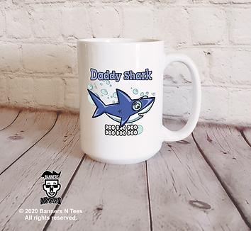 15 oz mug - Daddy Shark.png