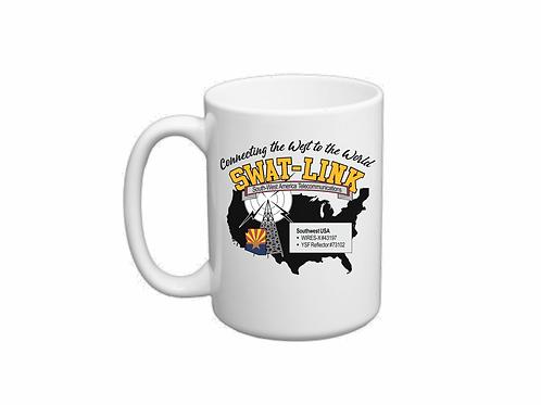 SWAT Logo 15oz Coffee Mug