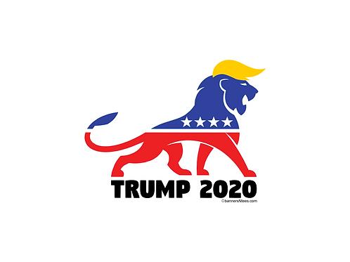 Trump Lion 2020