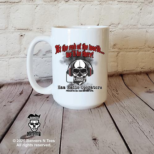 End of the World - 15oz coffee mug