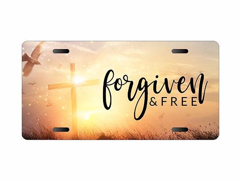 Forgiven & free