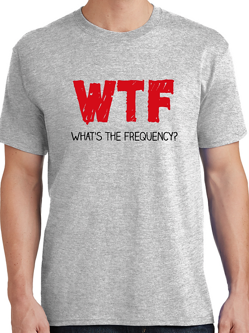 WTF - Whats the frequency?
