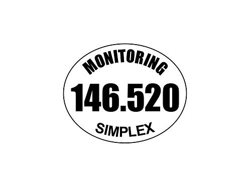 Monitoring 146.520