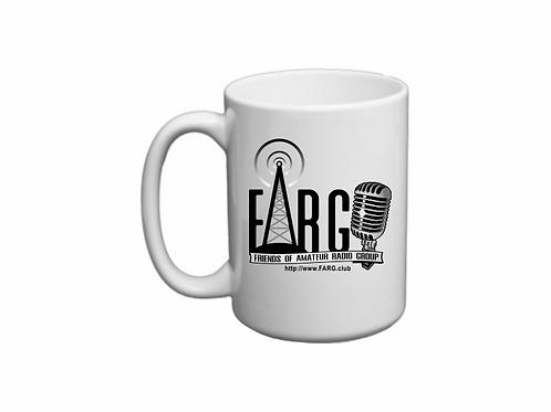 FARG Logo 15oz Coffee Mug