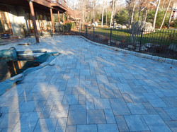Pool Patio Pavers 1