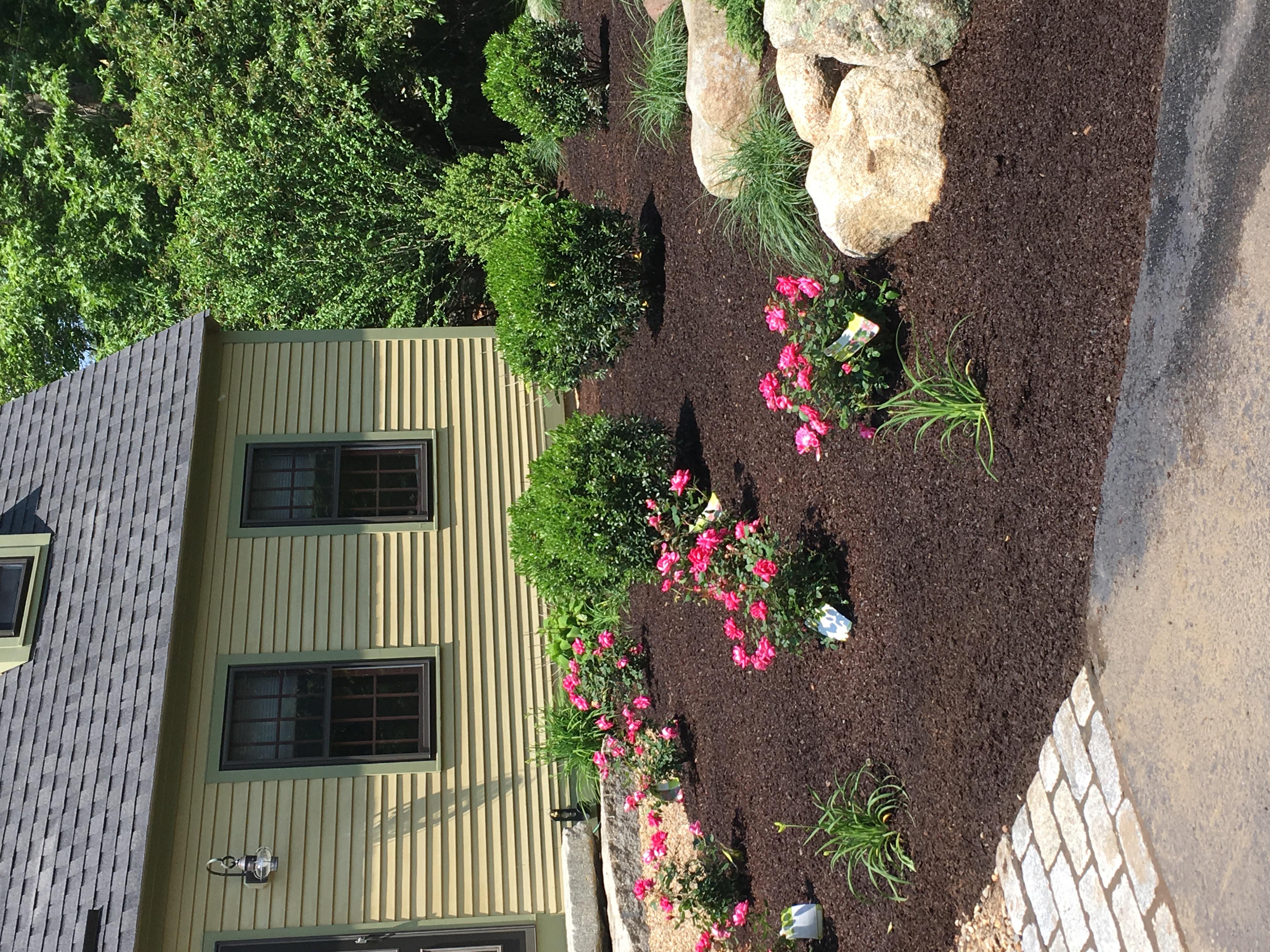 The Rose Garden Entryway