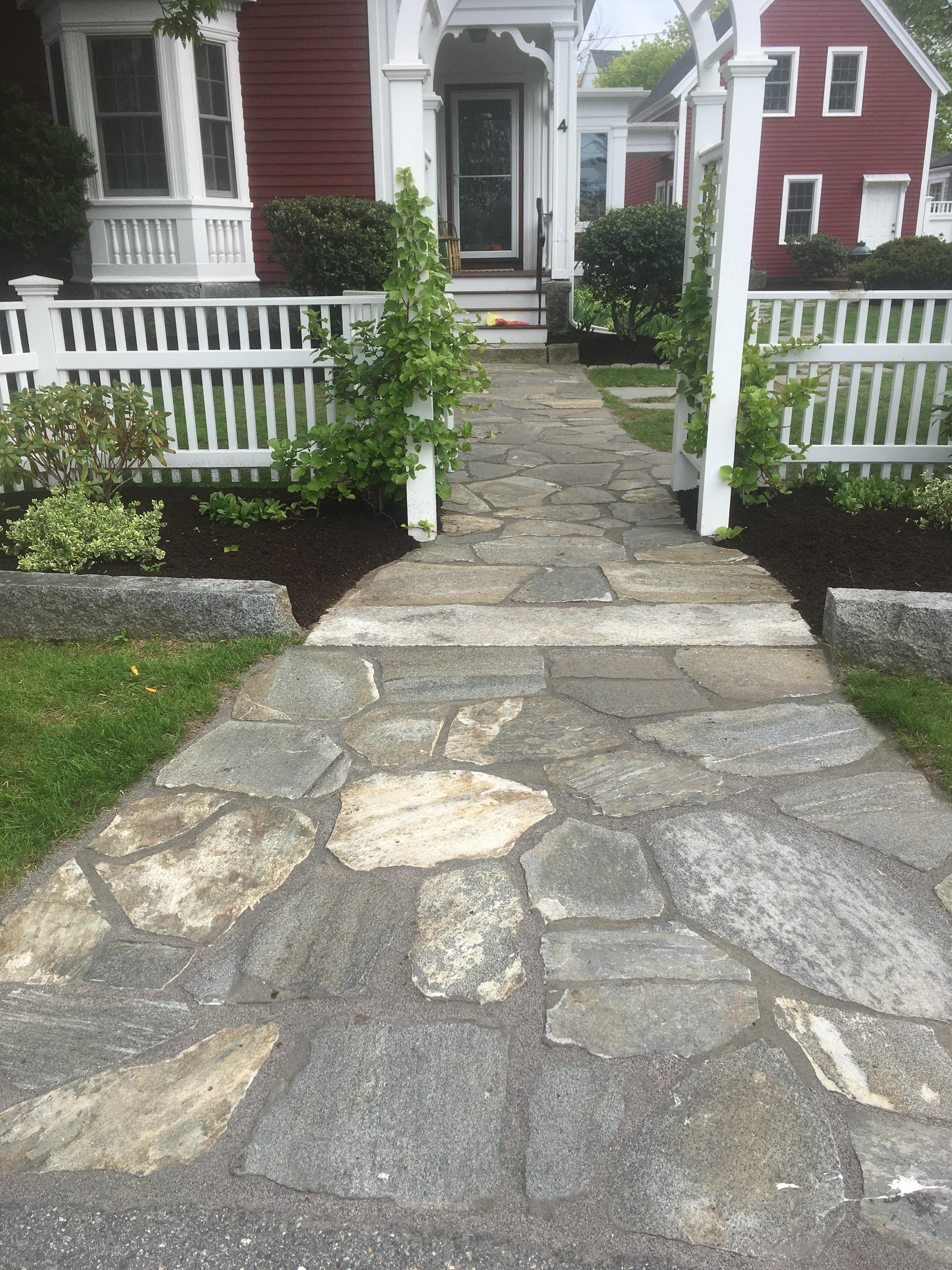 Adirondak stone 2