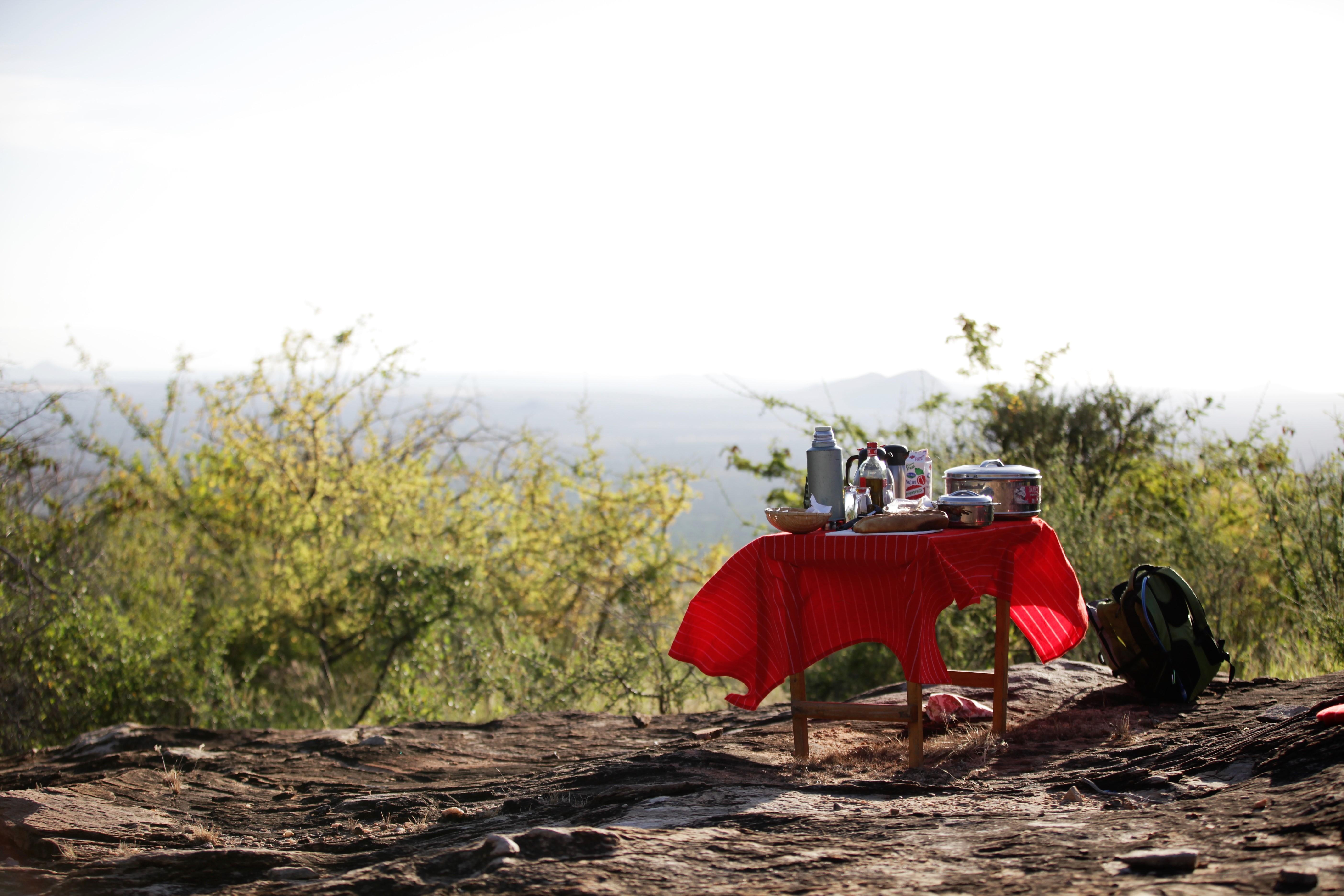 sundowner  picnic