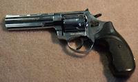 """4.5"""" Revolver-Chrome"""