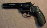 """4.5"""" Revolver - Black"""