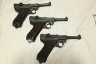 Luger PO8 Replicas