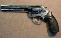 """6.5"""" Revolver-Chrome"""