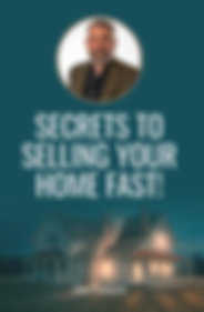 Secrets of Selling Your Home Fast Cover.