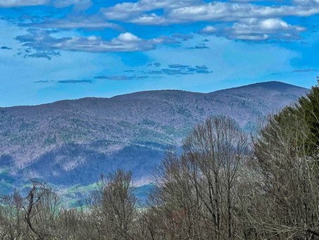 82 Acres in North Georgia Mountains 3,000 feet elevation with 360° Views