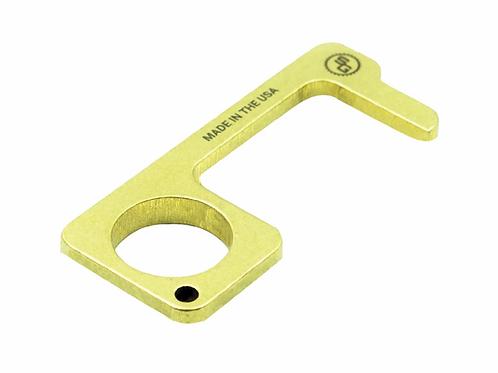 Hygiene Hand LITE Brass EDC Tool