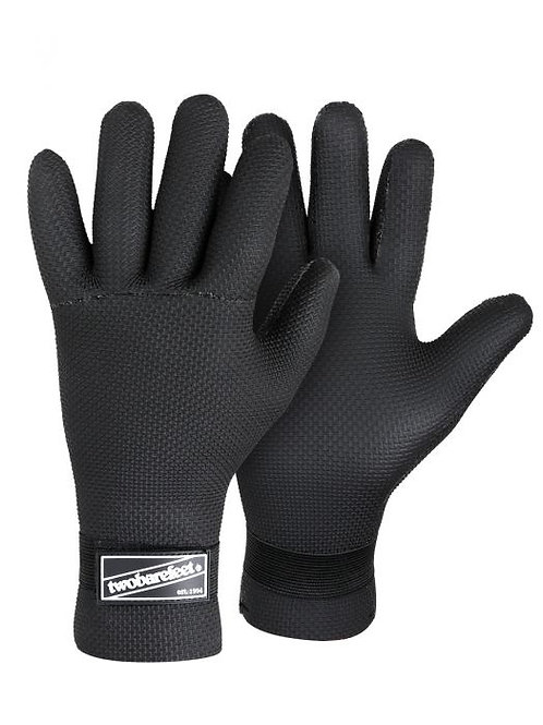 Two Bare Feet Adults 3mm Waffle Mesh Neoprene Gloves