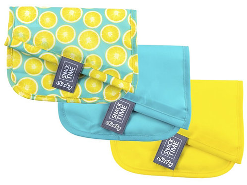 ChicoBag Snack Time Reusable Bags - Pack of 3