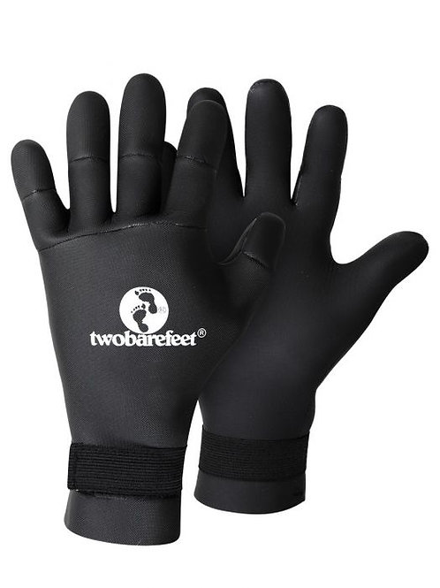 Two Bare Feet Adults 5mm Mesh Neoprene Gloves