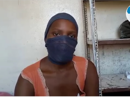 2 Kenyan Women Allegedly Locked Up In A House In Lebanon By Their Agent Speak Up (Video)