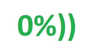 0 % комиссия в Uber ))