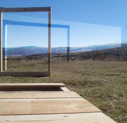 galería de arte y paisaje