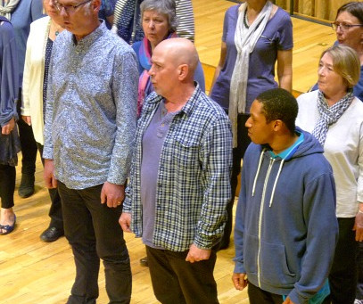 April 2017 – Community Choir Convention