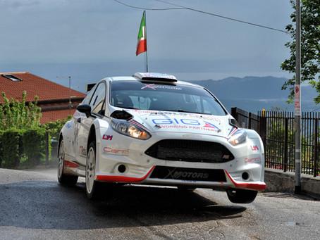 Il Rally del Bardolino fa il pieno di iscritti. Saranno 170 gli equipaggi al via.