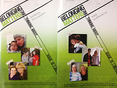 Image of - Belonging Matters Periodicals